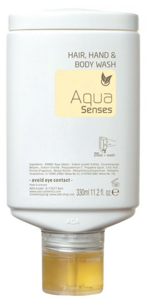 ADA Aqua Senses press + wash Multi Care 330 ml