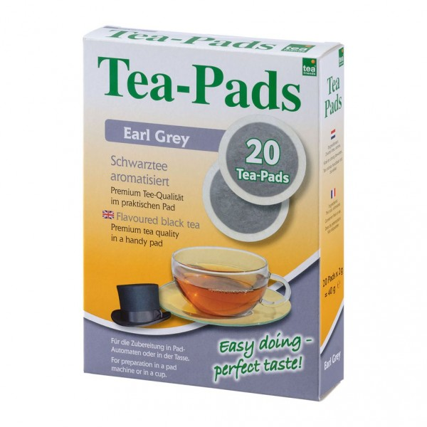 Tea-Friends Teepads Earl Grey