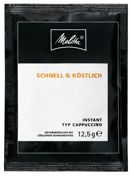 Melitta ® Instant Typ Cappuccino 85 x 12,5 g