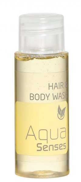 ADA Aqua Senses Hair & Body Wash 40 Flakons x 30 ml