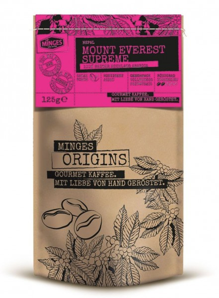 Minges Origins Nepal Mount Everest Supreme 125 g
