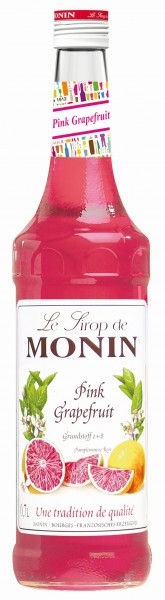 MONIN ® Sirup Pink Grapefruit 0,7 l
